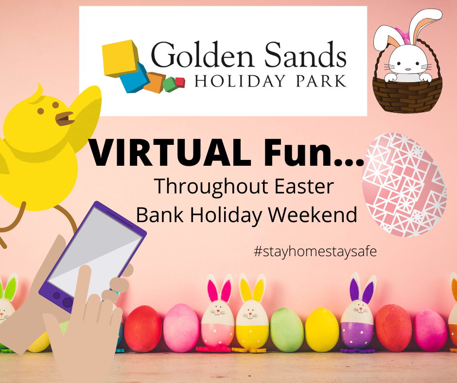 Virtual Easter Fun at Golden Sands