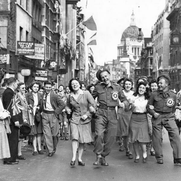 Virtual VE Day Celebrations