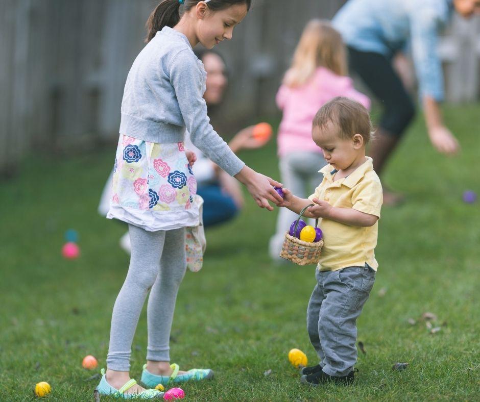 Golden Sands Holiday Park Virtual Easter Egg-stravaganza
