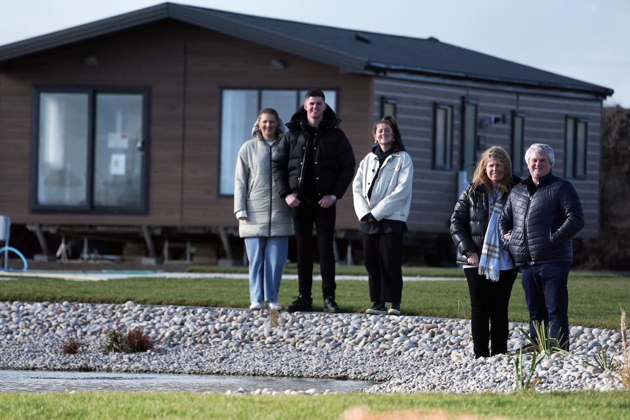 New Northumberland caravan development Water's Edge launches at Golden Sands
